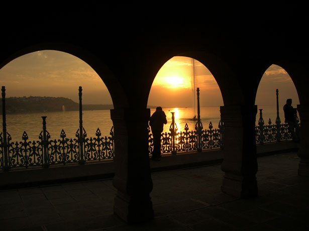 Bhopal Lake Sunset