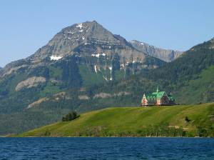 Waterton Lakes National Park: Prince of Wales Hotel