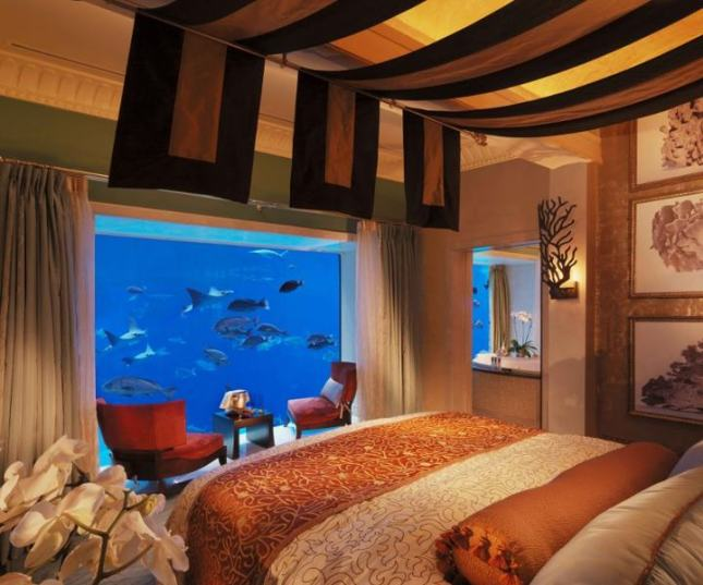 5 Most Unusual Hotel Rooms